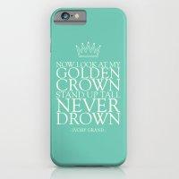 My Golden Crown iPhone 6 Slim Case