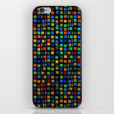 Mosaico iPhone & iPod Skin