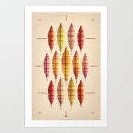 Native Bling Art Print