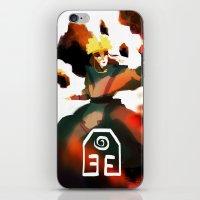 Avatar Kyoshi II iPhone & iPod Skin