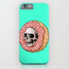 Skull Donut iPhone 6 Slim Case