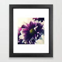 Mother's Day Purple Flow… Framed Art Print