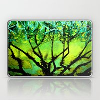 Glass Tree Laptop & iPad Skin