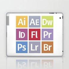 Adobe Icons Laptop & iPad Skin