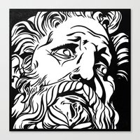 To Elysium Canvas Print