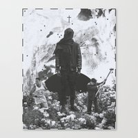 Witch Hunt Canvas Print