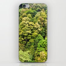 Itsukushima Forest iPhone & iPod Skin