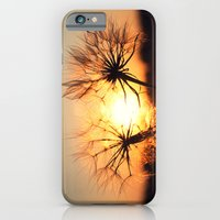 iPhone & iPod Case featuring sunset in august by Julia Kovtunyak