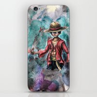 The King Of Pirates A Tr… iPhone & iPod Skin
