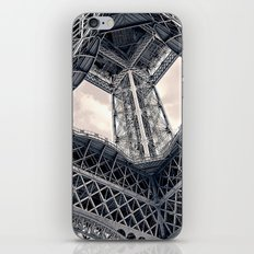 Eiffel Steel iPhone & iPod Skin
