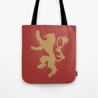 House Lannister - Game O… Tote Bag