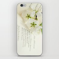 The Blossom iPhone & iPod Skin