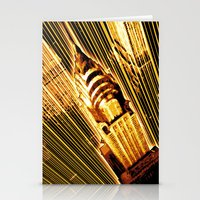 Chrysler From The Top Stationery Cards
