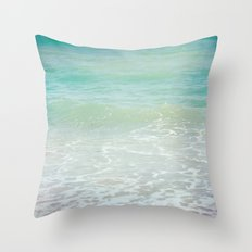 ocean's dream 03 Throw Pillow