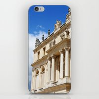 Blue Sky Versailles iPhone & iPod Skin