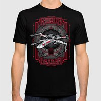 Rogue Leader Mens Fitted Tee Black SMALL