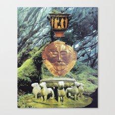 Mycenae Canvas Print