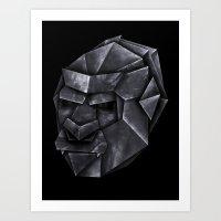 Gorigami Art Print