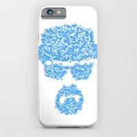 Breaking blue iPhone 6 Slim Case