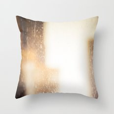 Buildings With A Touch O… Throw Pillow