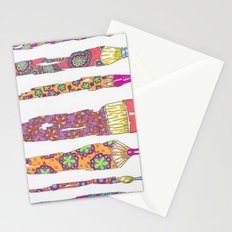 Painting Patterns Stationery Cards