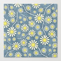 Classical Spring 1 Canvas Print