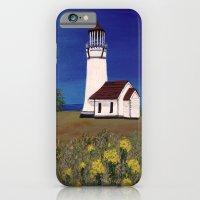 Cape Blanco lighthouse/ Oregon iPhone 6 Slim Case