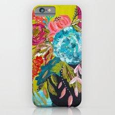 Bouquet Series no. 3 by Bari J. Slim Case iPhone 6s