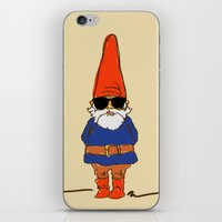 JerGnome iPhone & iPod Skin