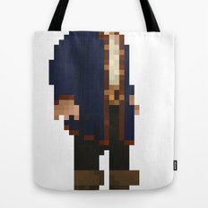 Pixel Ranger Tote Bag