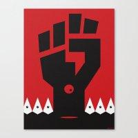 RACISM Canvas Print