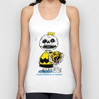 Happiness Is A Tiger Unisex Tank Top