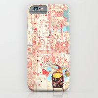iPhone & iPod Case featuring Stranger by Nayoun Kim