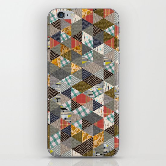 Scraps iPhone & iPod Skin