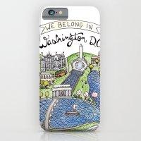 Washington DC iPhone 6 Slim Case