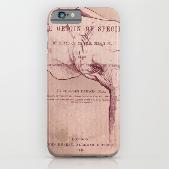 Origin of Species iPhone & iPod Case
