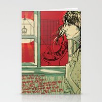 Hang This Girl Stationery Cards