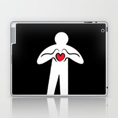 From Haring with Love Laptop & iPad Skin