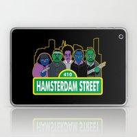 Hamsterdam Street Laptop & iPad Skin