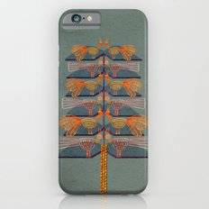 Lovebirds in a tree Slim Case iPhone 6s