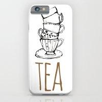 Just Tea iPhone 6 Slim Case