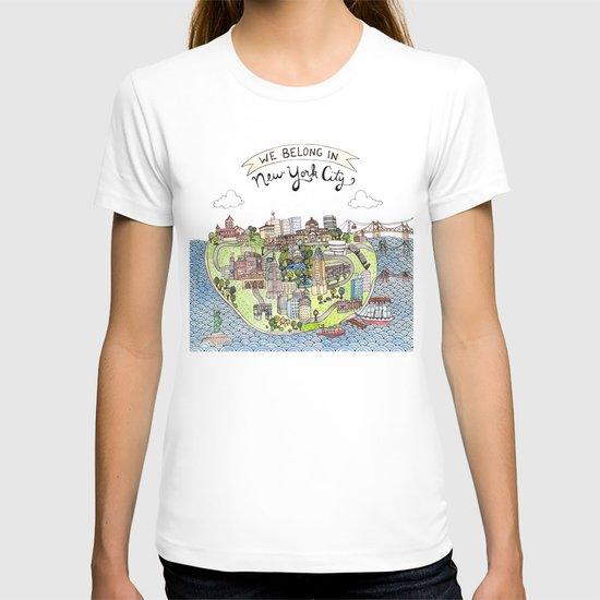 New York City Love T-shirt