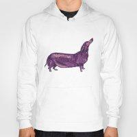 Dachshund / Wiener Dog (Dog Friends, II). Hoody