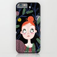 Danseuse Nature iPhone 6 Slim Case