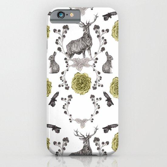 Flora & Fauna iPhone & iPod Case