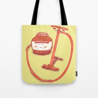 Pump Up The Jam Tote Bag