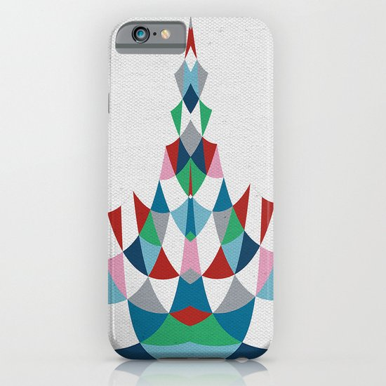 Modern Day #4 iPhone & iPod Case