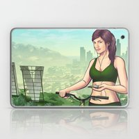 Welcome to Vinewood  Laptop & iPad Skin