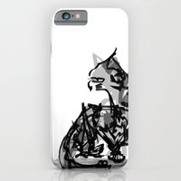 iPhone & iPod Case featuring Mousey Mousey by Anica Costa