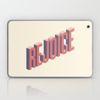Rejoice Laptop & iPad Skin